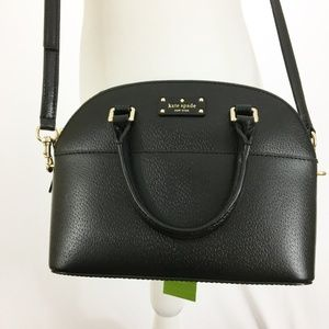 Kate Spade Mini Carli Grove Street Satchel NWT